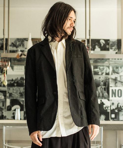 週間売れ筋 【セール】Damaged tailored tailored JKT(テーラードジャケット)|glamb(グラム)のファッション通販, コンタクトレンズ専門店 ボナンザ:efee2126 --- blog.buypower.ng