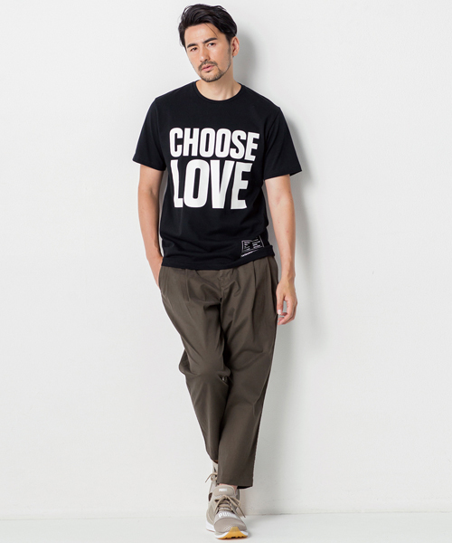 【KEH】 CHOOSE LOVE T