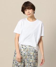 BY TRADITIONAL バイオクルーネックTシャツ