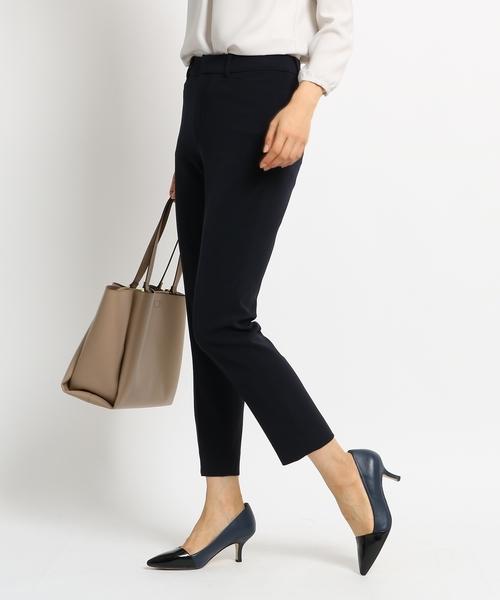 【おすすめ】 クロストレッチパンツ(パンツ)|INDIVI(インディヴィ)のファッション通販, 三和村:672c63e8 --- kralicetaki.com