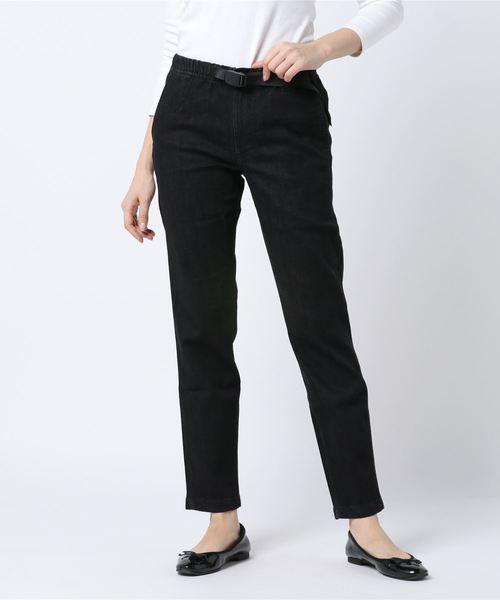 【GRAMICCI/グラミチ 】DENIM WOMENS TAPERD PANTS 0157-DEJ