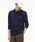 LACOSTE(ラコステ)の「オリジナルフィット 長袖 ポロシャツ(ポロシャツ)」|ネイビー