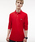 LACOSTE(ラコステ)の「オリジナルフィット 長袖 ポロシャツ(ポロシャツ)」|ローズ