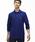 LACOSTE(ラコステ)の「オリジナルフィット 長袖 ポロシャツ(ポロシャツ)」|コバルトブルー