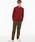 LACOSTE(ラコステ)の「オリジナルフィット 長袖 ポロシャツ(ポロシャツ)」|ワイン