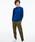 LACOSTE(ラコステ)の「オリジナルフィット 長袖 ポロシャツ(ポロシャツ)」|ブルー