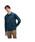 LACOSTE(ラコステ)の「オリジナルフィット 長袖 ポロシャツ(ポロシャツ)」|ダークインディゴブルー