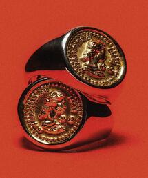 <MAPLE × monkey time> COIN RING/リング