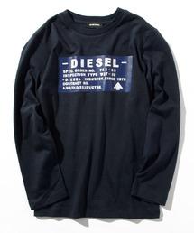 DIESEL KIDS(ディーゼルキッズ)のDIESEL(ディーゼル)Kids & Junior ロングTシャツ長袖(Tシャツ/カットソー)