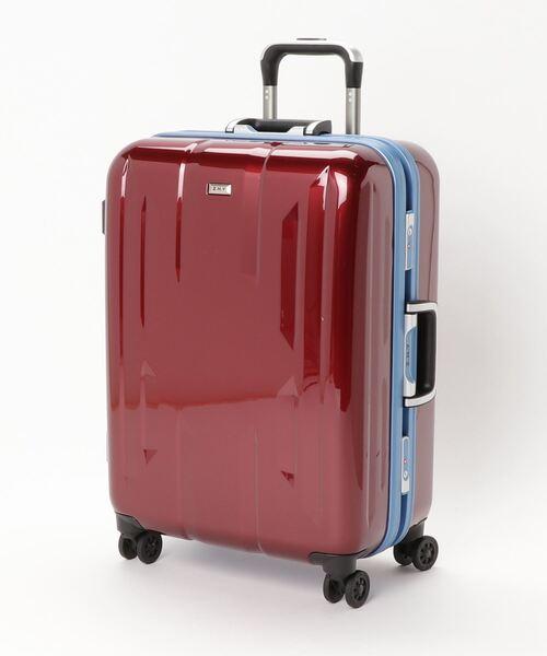 【美品】 【Z.N.Y/ アメリカンスタイルを体現する米国発新ブランド/】 ラウビルシリーズ トローリー フレームタイプ 56L 4.2kg / 06381(スーツケース/キャリーバッグ)|Luggage(ラゲージ)のファッション通販, まるごと山形:2d42f825 --- carschmiede.de