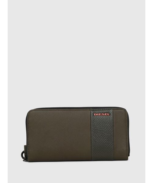 a87ee7f72f7b メンズ 財布 ジップ付き 長財布(財布)|DIESEL(ディーゼル)の ...
