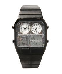 CITIZEN × BEAMS / 別注 ANA-DEGI TEMP アナデジ ウォッチ(腕時計)
