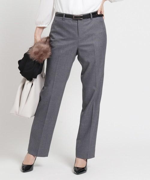 最安価格 【洗える】ラリーシャドーストライプパンツ(パンツ)|COUP DE DE DE CHANCE(クードシャンス)のファッション通販, ジョウナンマチ:c2f45946 --- ruspast.com