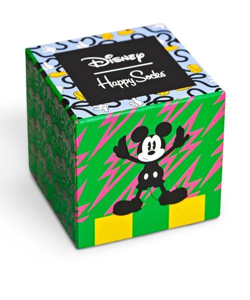 【Limited】Happy Socks × Disney GIFT BOX 4足組 キッズソックス ギフトセット12247005