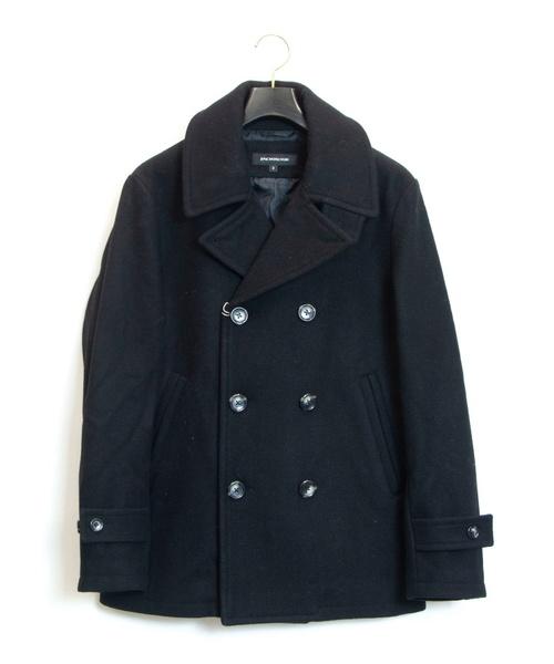 【メール便不可】 メルトンPコート (ピーコート) JACKROSE(ジャックローズ)のファッション通販, cosme de mic:c8331b02 --- bebdimoramungia.it