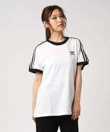 adidas(アディダス)のスリーストライプTシャツ 3 STRIPES TEE アディカラー オリジナルス(Tシャツ/カットソー)