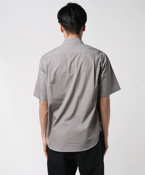 【SOCIAL WEAR】レギュラーカラーSSシャツ