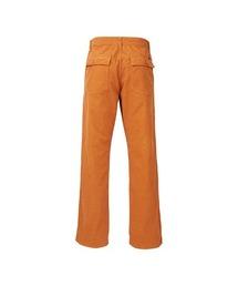 ブーツカットベイカーパンツオレンジ
